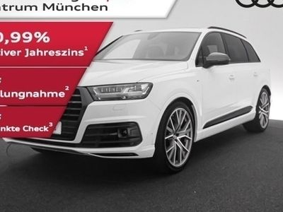 gebraucht Audi Q7 50 TDI qu. tiptr. 3x S line Pano/StdHzg/Allradlenk