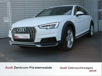gebraucht Audi A4 Allroad 2.0TDI q. AZV LED NAV PANORAMAD.