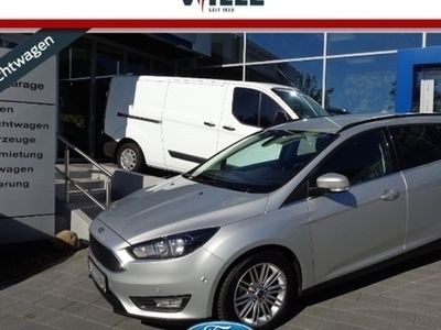 used Ford Focus Turnier Cool Connect Navi Parkassistent 1.0 EcoBoost