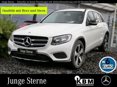 gebraucht Mercedes GLC250 4M EXCLUSIVE °NIGHT°NAV°PTS°SHZ°4WL°