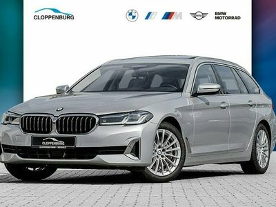 gebraucht BMW 530 d xDrive Luxury Line ACC Pano Leaser-L. Head-Up