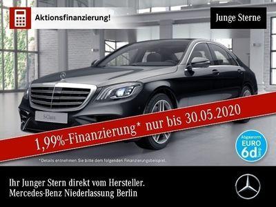 gebraucht Mercedes S450 AMG DISTRONIC Pano HuD 360°