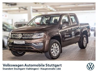 gebraucht VW Amarok DoubleCab Highline 4Motion 3.0 TDI