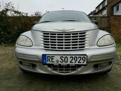gebraucht Chrysler PT Cruiser AUTO chreysler1.6 benzin 116 ...