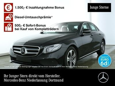 used Mercedes E300 Avantgarde 360° Stdhzg Multibeam Distr