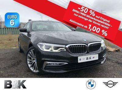 gebraucht BMW 530 d Limousine Luxury Line