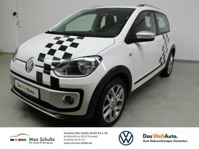 gebraucht VW cross up! up!1.0#PDC#NAVI#SOUNDSYSTEM#SHZ#
