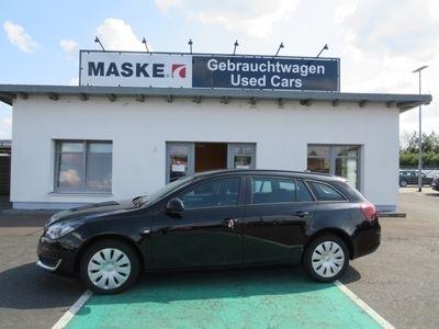 gebraucht Opel Insignia Sports Tourer 1,6 CDTI Selection SHZ