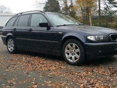 gebraucht BMW 316 i Touring (E46) LPG Tüv bis 03/2022 als Kombi in Rastede