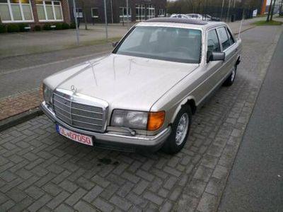 gebraucht Mercedes 380 126