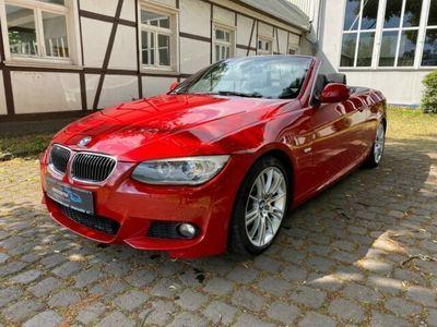 gebraucht BMW 325 Cabriolet d Individual M Paket Euro5 TÜV 05/2021