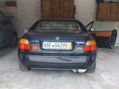 gebraucht Honda CR-X bj1998