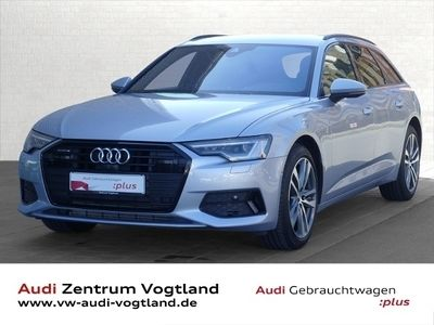 gebraucht Audi A6 Avant Sport 45TDI qua Matrix/Tour/DAB/Keyless/ASG quattro KLIMA LED NAVI ALU