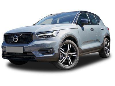 gebraucht Volvo XC40 T4 AWD R-Design SHZ H/K NAVI LED W-LAN ACC 2.0 Benzin