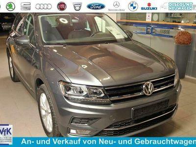 gebraucht VW Tiguan 2.0 TDI DSG 4-Motion Highline, AHK, Kamera, Navi