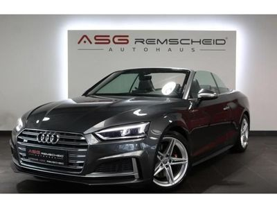 gebraucht Audi S5 Cabriolet 3.0 TFSI q. *1Hd *9TKM *Rentner *LED*