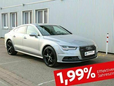 gebraucht Audi A7 Sportback 3.0 TDI quattro/Air/LHeiz/BOSE/Voll als Limousine in Uchte