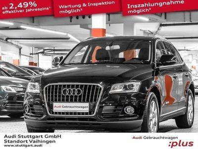 gebraucht Audi Q5 2.0 TDI S tronic AHK Xenon Navi Tempomat PDC