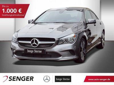 gebraucht Mercedes CLA200 Coupé+URBAN+AUTOM+KAMERA+NAVI+