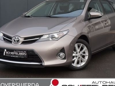 gebraucht Toyota Auris 1.6 Valvematic START Edition NAVI + SHZ uvm.