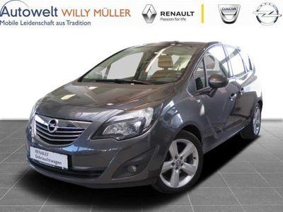 gebraucht Opel Meriva B INNOVATION 1.7 CDTI FLEXFIX+PDC+TEMPOMA