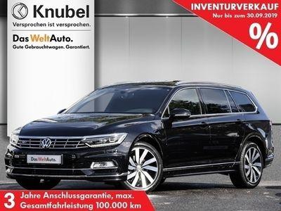 used VW Passat Variant Highline 1.8 TSI R-Line ActiveID LED+ AreaV. SideAssist