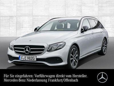 gebraucht Mercedes E200 Avantg NAVI MultiLED ParkP SpiegelP NightP