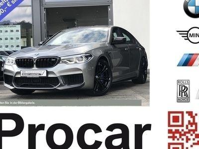 gebraucht BMW M5 Competition xDrive DA+ HuD LED DAB Displ. Key