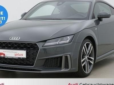 gebraucht Audi TT Coupé 40 TFSI 2x S line S tro. 145kWLED*Virtu M