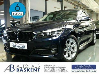 gebraucht BMW 318 Gran Turismo d Advantage*NAVI*KEYLESS*LED*
