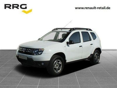 gebraucht Dacia Duster Ambiance SCe 115 4x2 Klima, Bluetooth, ZV