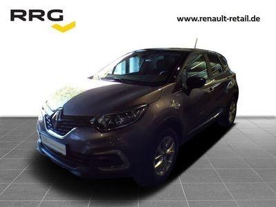 gebraucht Renault Captur TCe 120 EDC Limited Automatik