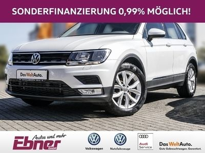 gebraucht VW Tiguan COMFORTLINE 2.0TDI DSG AHK,5JAHRE GARANTIE!