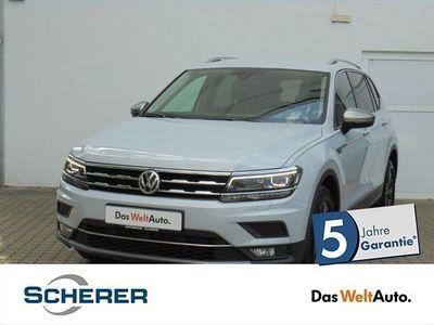 gebraucht VW Tiguan Allspace Highline 4Motion 2.0 TDI *Navi, 7-Sitze,