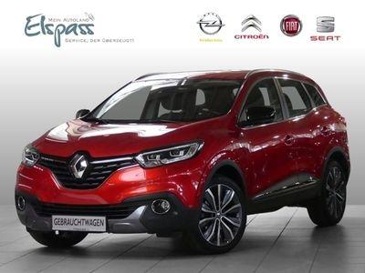 gebraucht Renault Kadjar Bose Edition 1.2 TCe 130 NAVI XENON PDC TEMPOMAT
