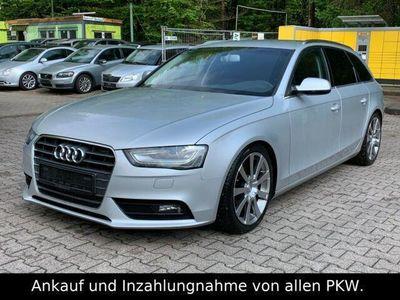 gebraucht Audi A4 Avant 3.0 TDI Leder Xenon Navi 1. Hand