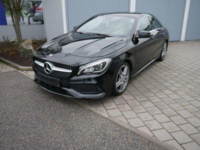 gebraucht Mercedes CLA200 1.6 Benzin