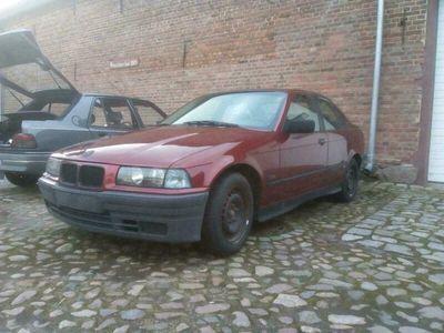gebraucht BMW 316 i E36,TÜV7/20, 240tkm, 3.hand