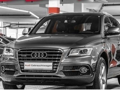 gebraucht Audi Q5 2.0 TDI quattro AHK Pano Navi Leder