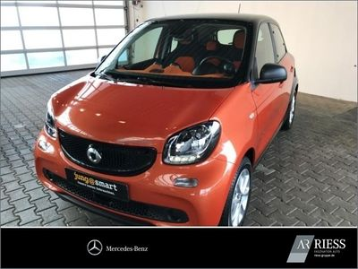 gebraucht Smart ForFour Electric Drive Cool u Audio