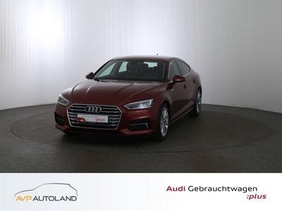 gebraucht Audi A5 Sportback 35 TDI S tronic sport AHK|DAB