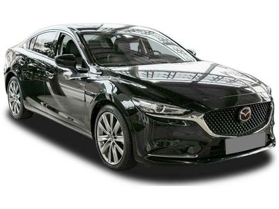 gebraucht Mazda 6 6Sports-Line 2.5 Skyactiv-G 194 Aut. Limousine