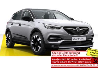 gebraucht Opel Grandland X 1.2 Turbo 130 DesignLine Kam 18Z PDC