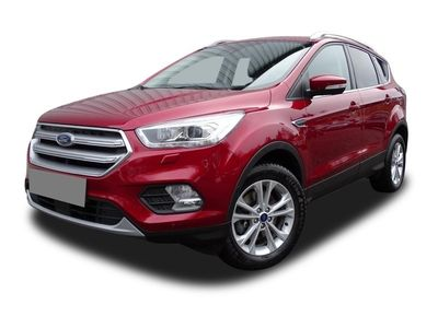 gebraucht Ford Kuga 2.0 TDCi Titanium 4x2 StartStopp EURO 6d