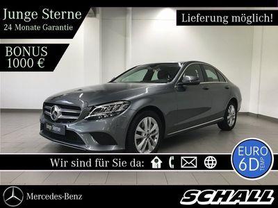 gebraucht Mercedes C300 AVA/AHK/LED HIGH PERF/NAVI/KAMERA/SPUR/6D