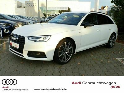 gebraucht Audi A4 Avant 2.0TFSI qu.*3x S line*S tro. *PANO*LED*