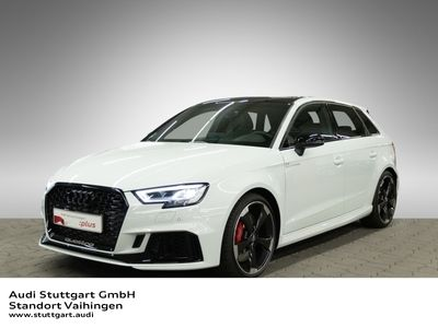 gebraucht Audi RS3 Sportback Quattro LED Navi Pano Sportsitze