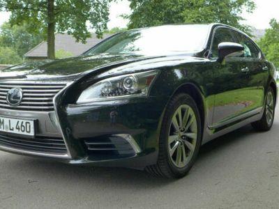 gebraucht Lexus LS460 AWD Luxury Line