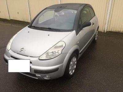 gebraucht Citroën C3 Citröen,Servo.Klimatronic,