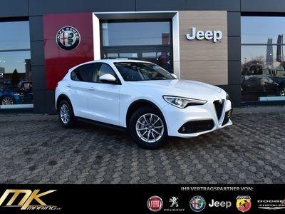 gebraucht Alfa Romeo Stelvio 2.2 DIESEL Q2*NAVI*BI-XEN*SHZ*KAMERA*LED